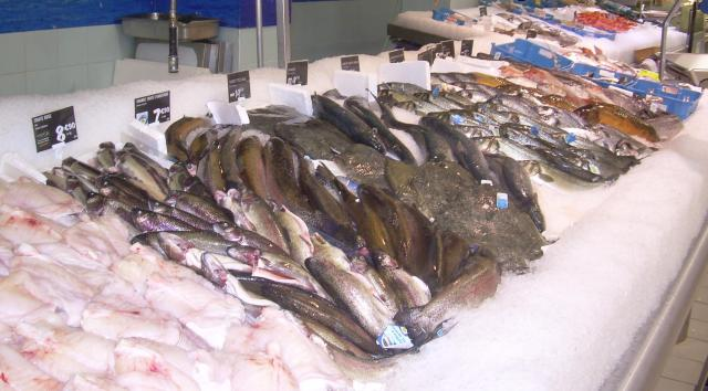 Theoule. Geant. Poisson. fresh.
