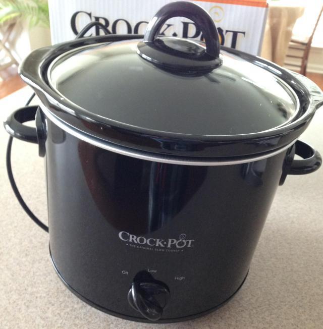 New Crock Pot