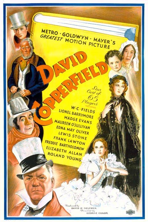 David Copperfield Movie Poster