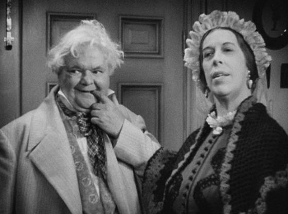 Edna may oliver in David Copperfield