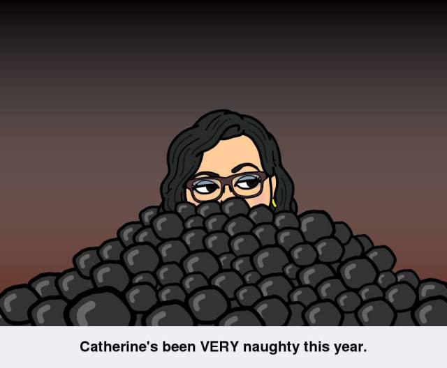 I'm getting  coal