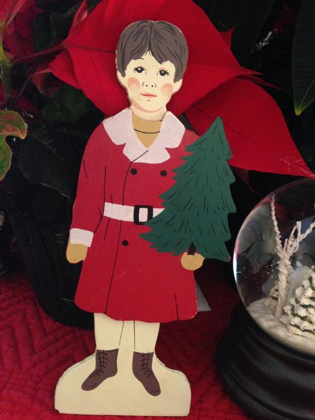 Jake as ornament circia 1989