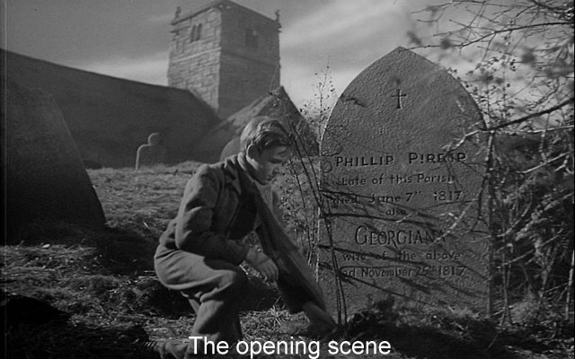 opening of great expectations