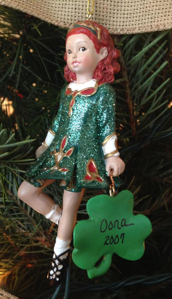 Ornament. Purshased at Oireachtas in 2007