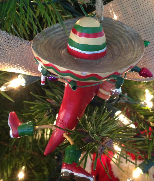 Ornaments. Chili
