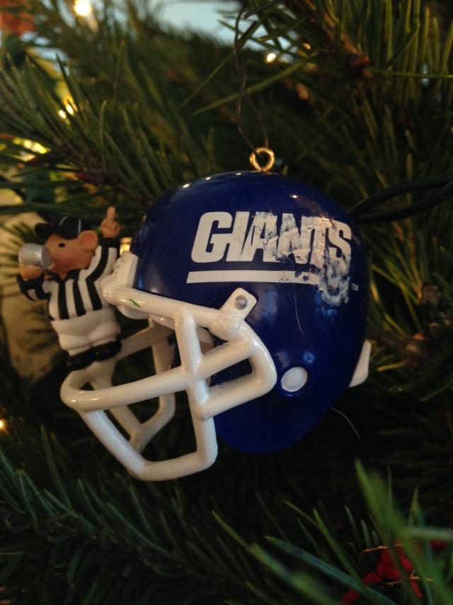Ornaments. Giants