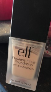 Elf Flawless Finish Foundation in Porcelain