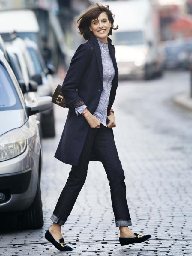 Ines-de-la-Fressange-x-Uniqlo_exact780x1040_p Roger Vivier shoes