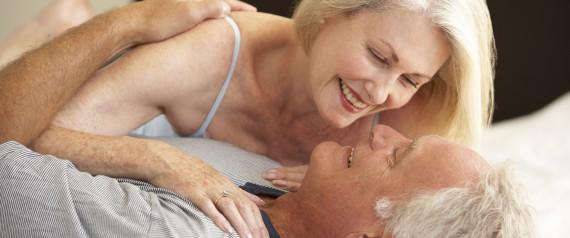 older women kissing older women