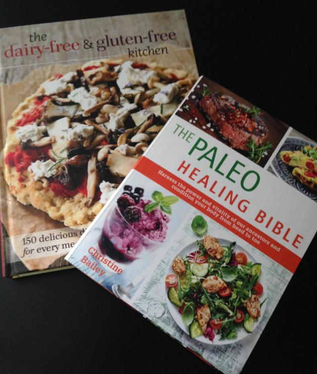 Pal leo two cookbooks