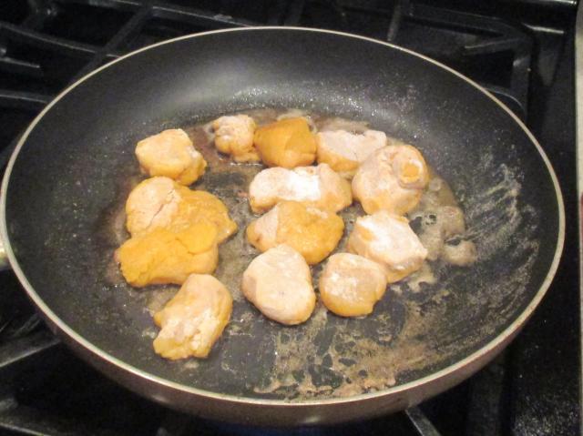 sweetpotatoes cooking