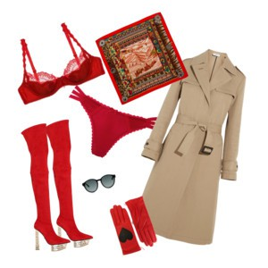Naughty Valentines outfit