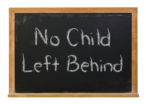 no_child_left_behind_chalkboard