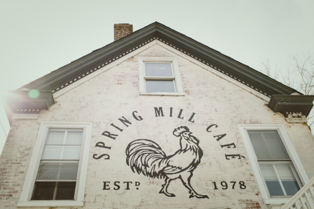 Spring Mill Cafe