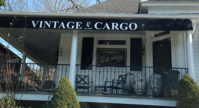 Vintage Cargo