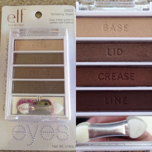 ELF Tantalizing Taupe Palette