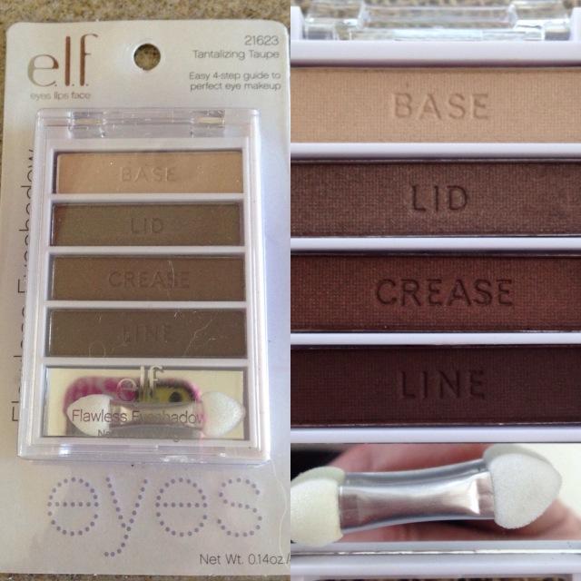 ELF Tantalizing Taupe Palette