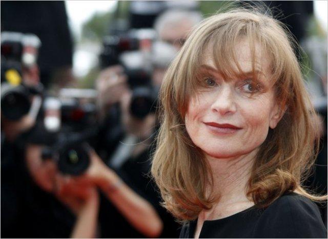 Isabelle Huppert 57