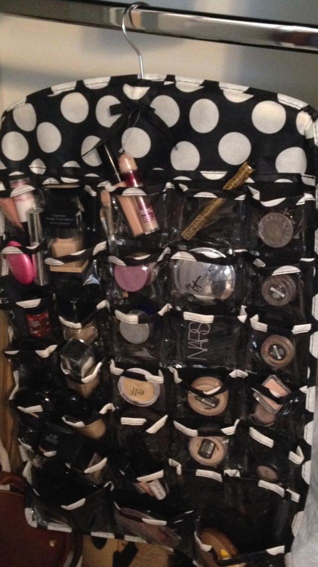 Makeup Organizer 1