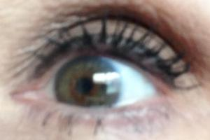 My Hazel eye