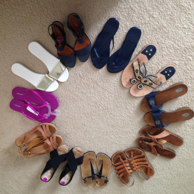 Sandal scandal