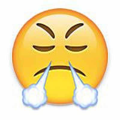 Bad emoji