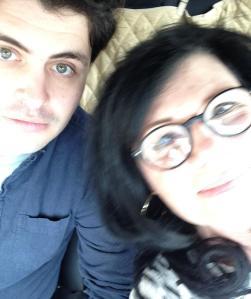 me and Roman
