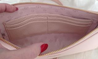 my bag's interior