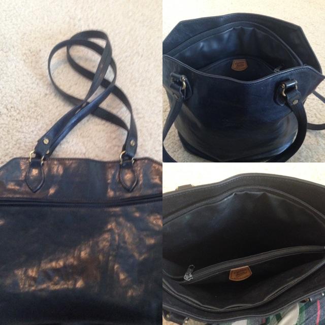 Vintage Texier bag from Ebay