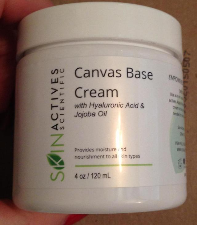 Kit Canvas Base Cream