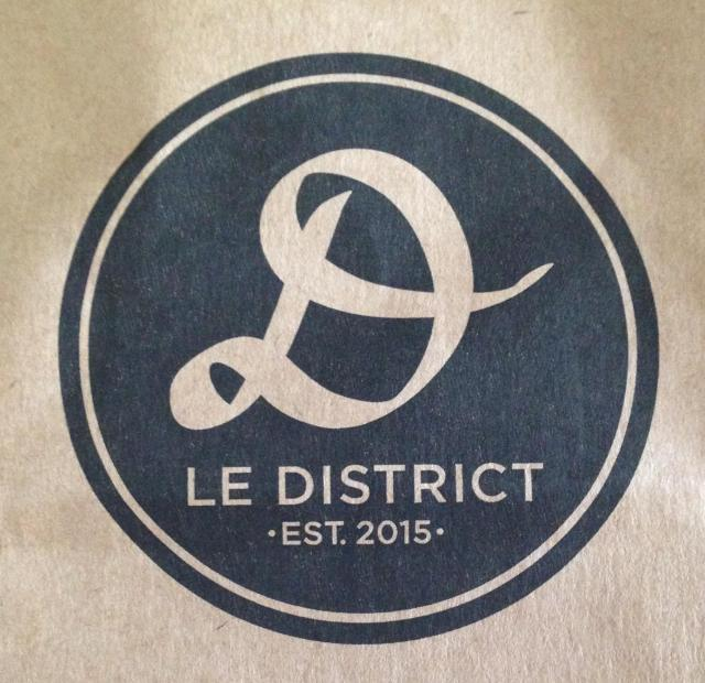 Le District Logo