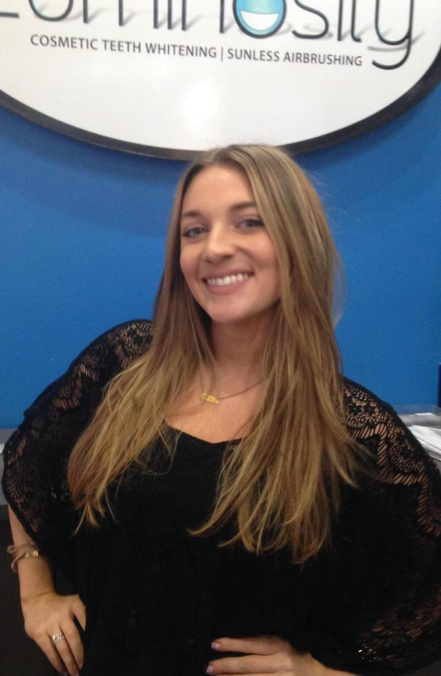 Alexa from Luninosity Spray Tan and Teeth Whitening