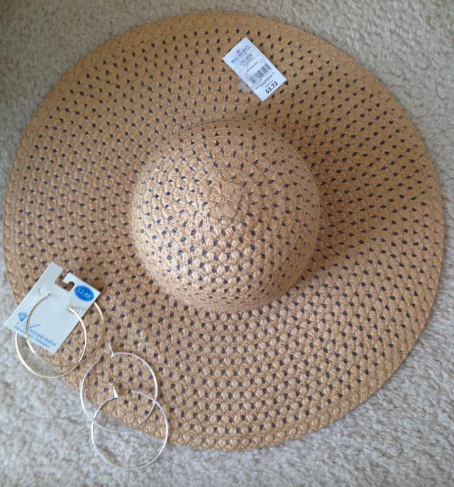 Cheap hat cheap earrings