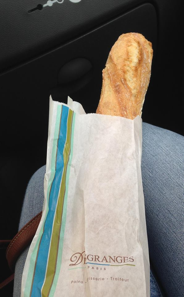 Degranges baguette