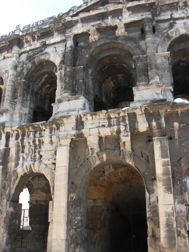 Ruins at Nimes