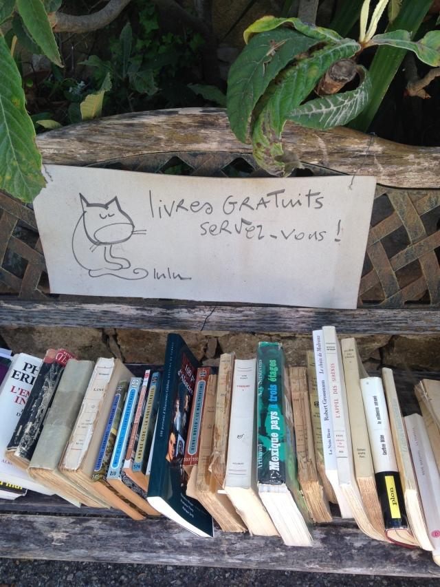 Cabris. Lulu. Free books.