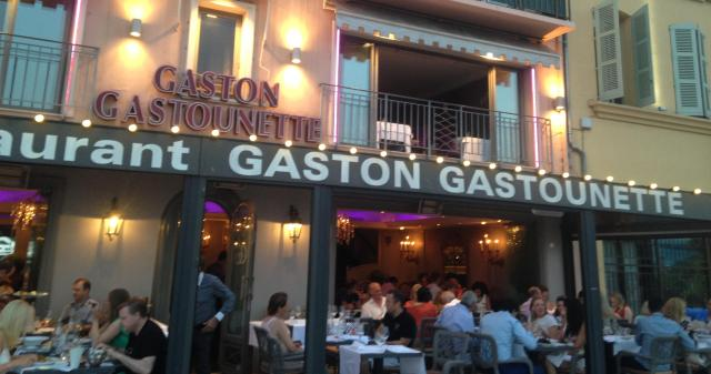 Cannes. Gasoton Gastounette. We had that empty table in the pic. 80