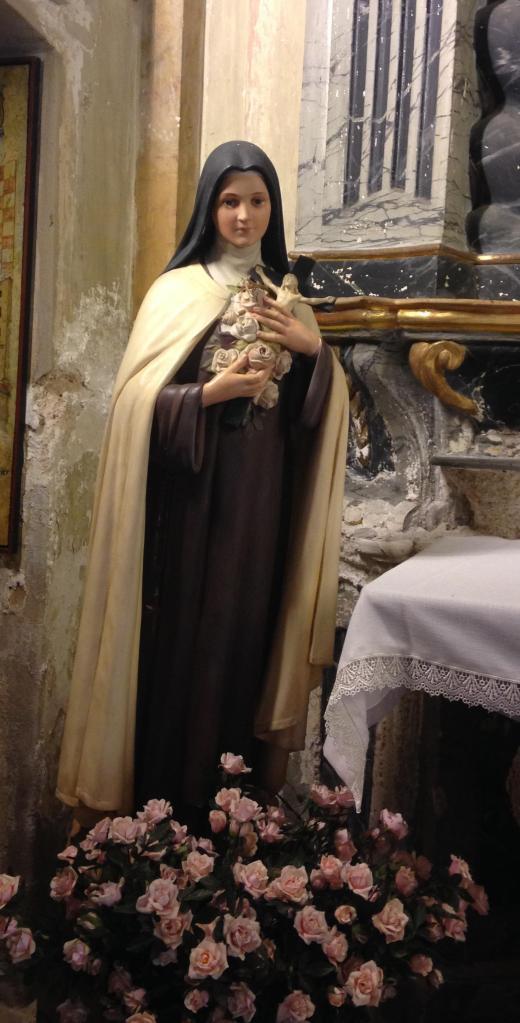 Eze. St. Teresa.