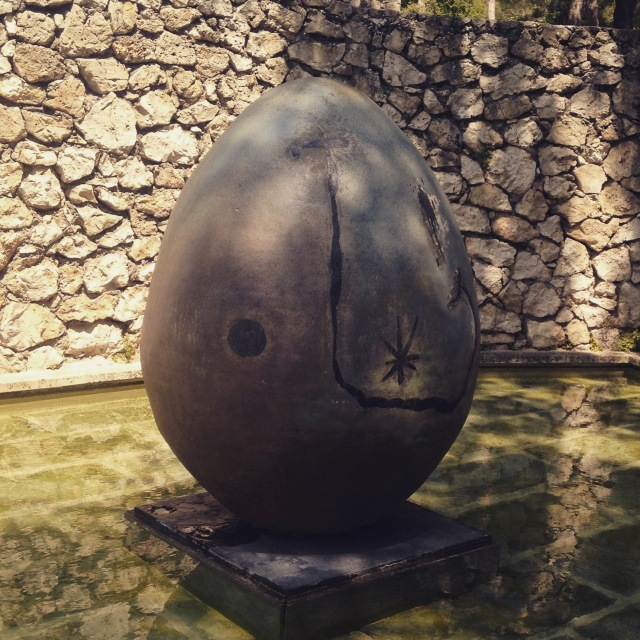 Fondation Maeght a good egg.