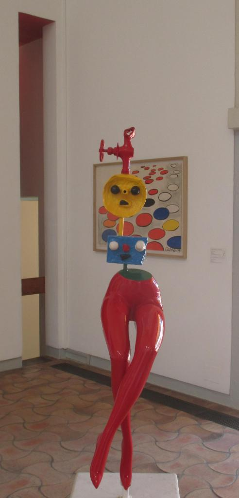 Fondation Maeght. Miro 1