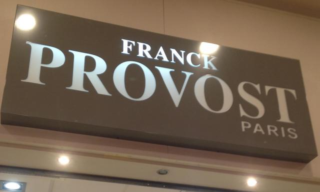 Geant. Franck Provost. Sign.