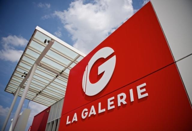 Geant La Galerie
