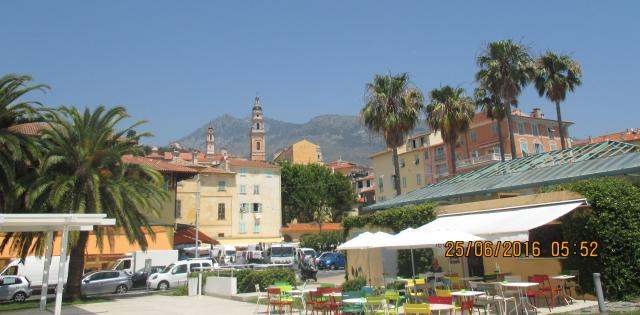 Menton. I'm sure of it.