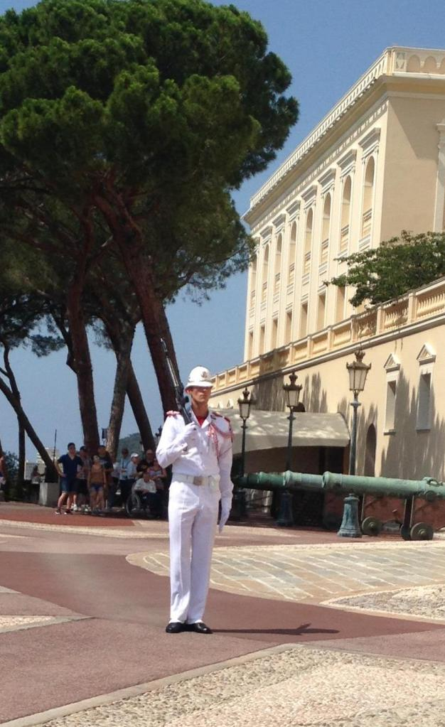 Monaco. Oh My Guard!