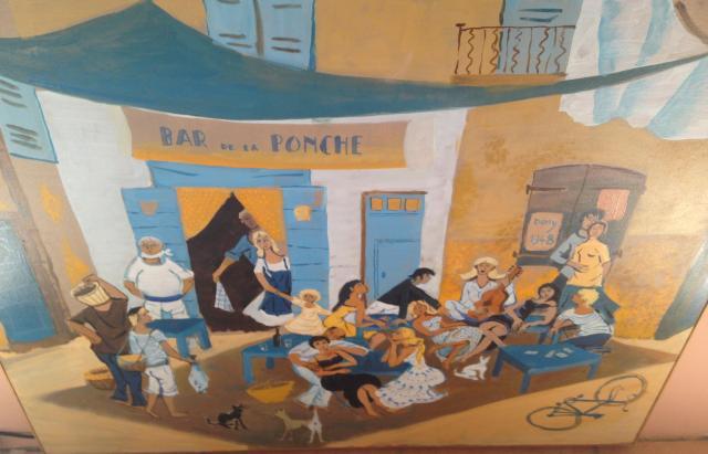 St. Tropez. Danys Bar de la Ponche 2 BETTER PIC