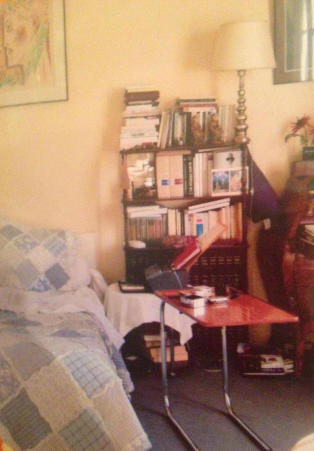 Daniele's bedroom