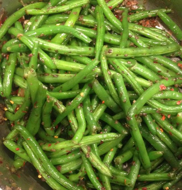 haricot-verts