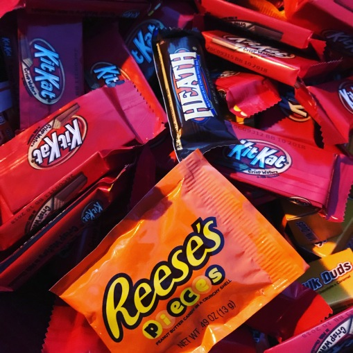 Image result for atypical60 halloween candy
